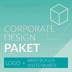 Corporate Design Basic Logo Briefbögen Und Visitenkarte